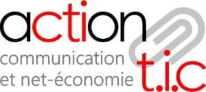 Logo de l'association Action TIC