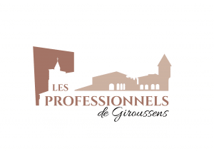 Logo de l'association des professionnels de Giroussens